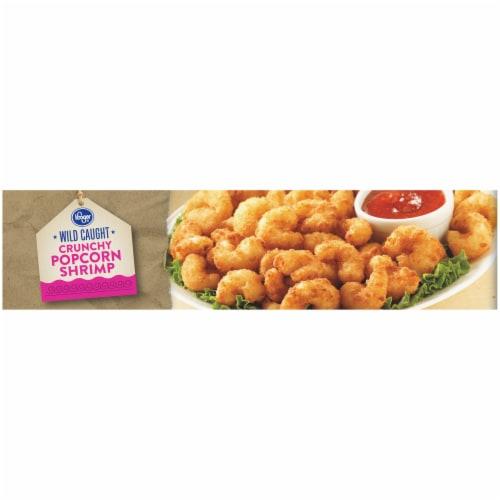 Kroger® Wild Caught Crunchy Popcorn Shrimp Perspective: top