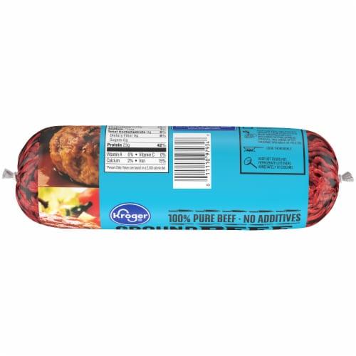Kroger® 91% Lean Ground Beef Perspective: top