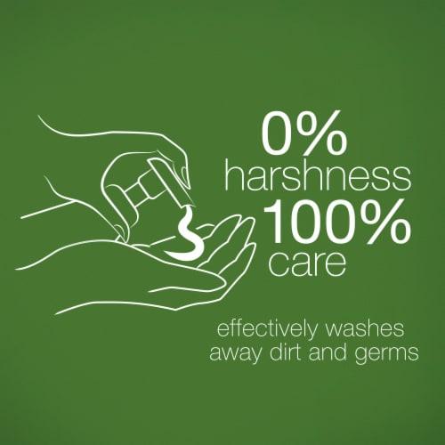 Dove Cucumber Hand Wash Perspective: top