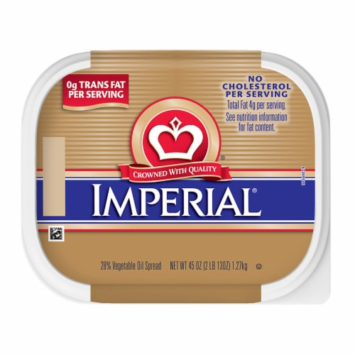 Imperial® 28% Vegetable Oil Spread Perspective: top