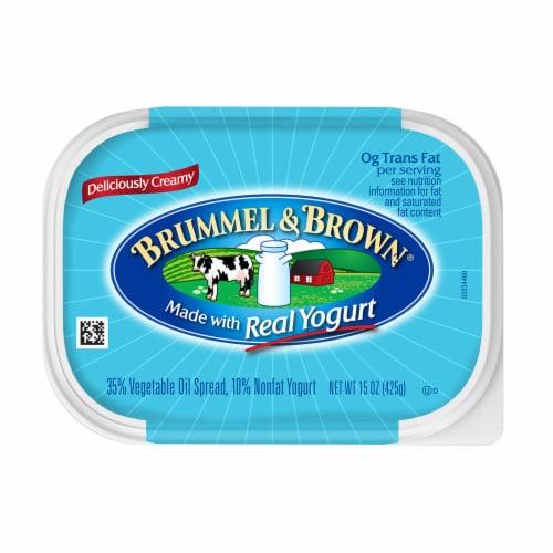 Brummel & Brown Original Buttery Spread Perspective: top