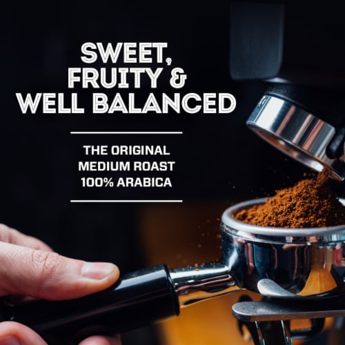 Eight O'Clock The Original Medium Roast Coffee K-Cup Pods Perspective: top