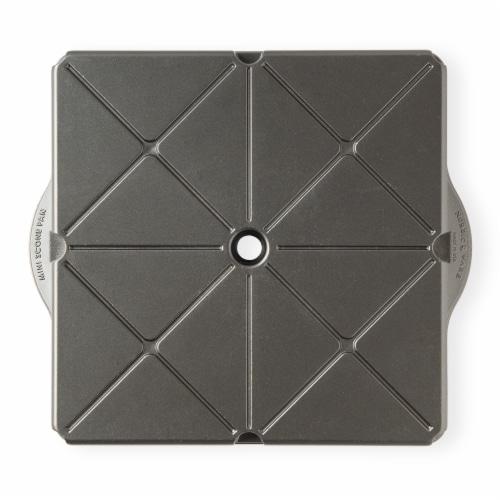 Nordic Ware Cast Aluminum Mini-Scone Pan Perspective: top