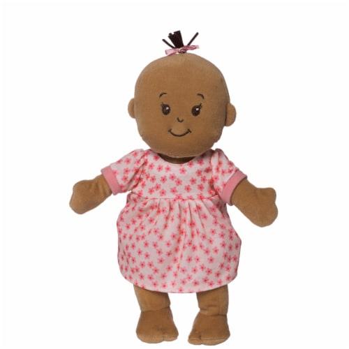 """Manhattan Toy Wee Baby Stella Beige 12"""" Soft Baby Doll Perspective: top"""