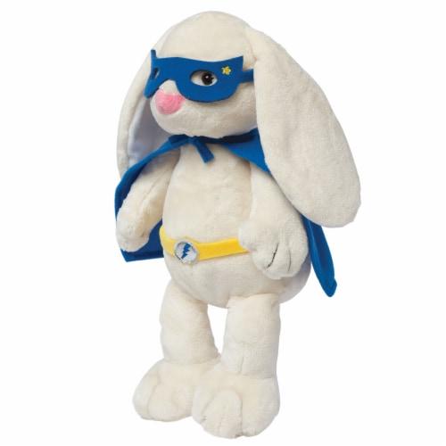 Manhattan Toy Superhero Bunny Plush Toy Perspective: top