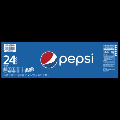 Pepsi Cola Soft Drink Perspective: top