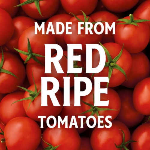 Heinz Original Tomato Ketchup Perspective: top