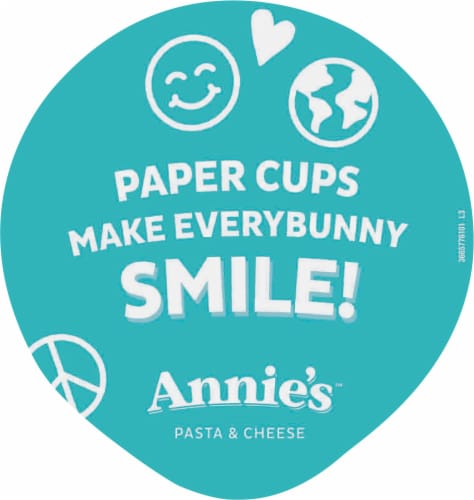 Annie's™ Homegrown Gluten Free Rice Pasta & Cheddar Perspective: top