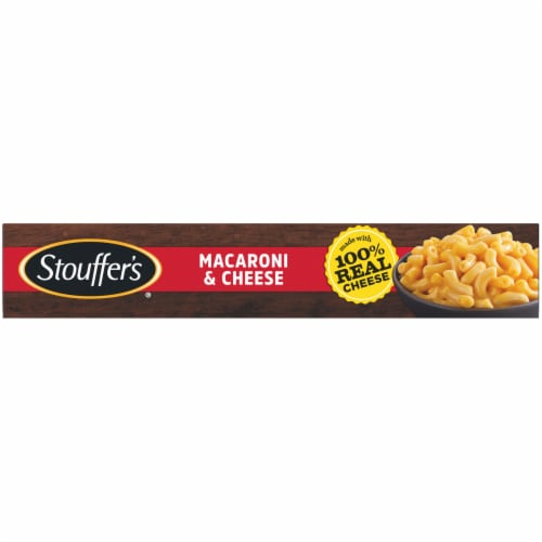 Stouffer's® Macaroni & Cheese Frozen Meal Perspective: top