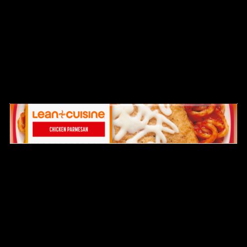 Lean Cuisine Features Chicken Parmesan Frozen Meal Perspective: top