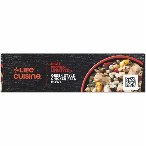 Life Cuisine™ Greek Style Chicken Feta Bowl Frozen Meal Perspective: top