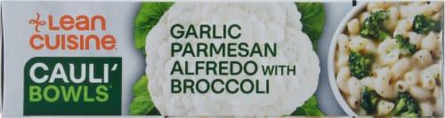 Lean Cuisine® Cauli'Bowls™ Garlic Parmesan Alfredo with Broccoli Cauliflower Pasta Frozen Meal Perspective: top