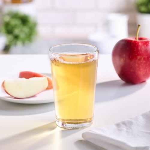 Mott's 100% Original Apple Juice No Sugar Added Perspective: top