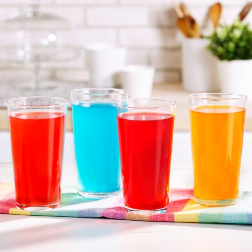 Hawaiian Punch Polar Blast Flavored Juice Drink Perspective: top