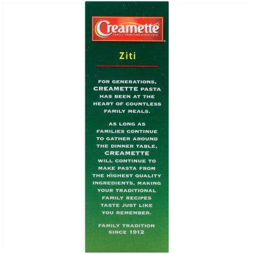 Creamette Ziti Pasta Perspective: top