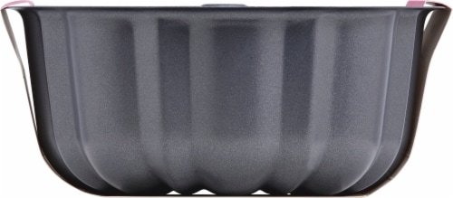 Instant Pot® Nonstick Fluted Cake Pan - Gray Perspective: top
