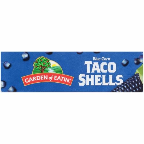 Garden of Eatin'® Blue Corn Taco Shells Perspective: top