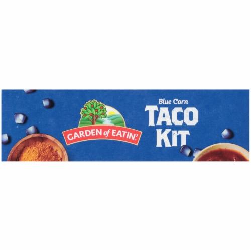 Garden of Eatin'® Blue Corn Taco Dinner Kit Perspective: top