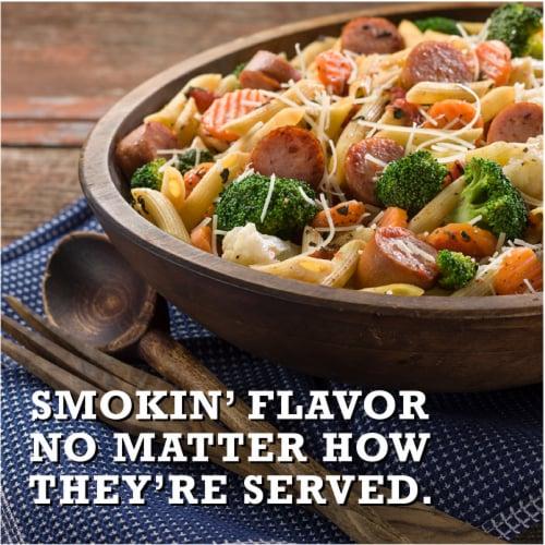 Bar-S® Cheddar Smoked Sausage Perspective: top