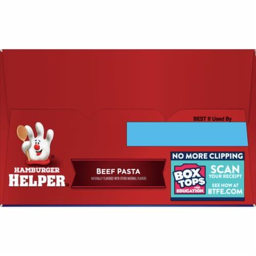 Hamburger Helper Beef Pasta & Sauce Mix Twin Pack Perspective: top