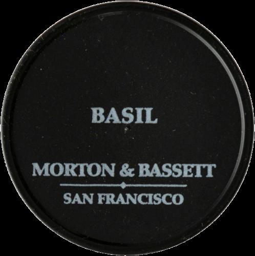 Morton & Bassett Basil Perspective: top