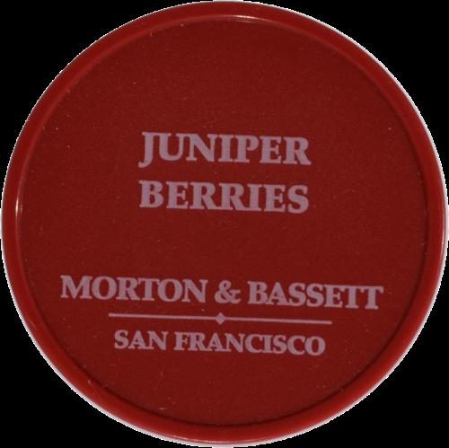 Morton & Bassett Juniper Berries Perspective: top