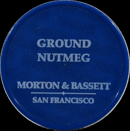 Morton & Bassett All Natural Ground Nutmeg Perspective: top
