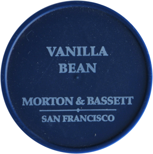 Morton & Bassett All Natural Vanilla Bean Perspective: top