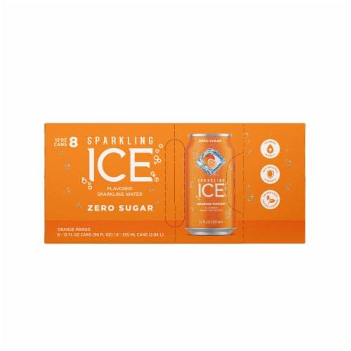 Sparkling Ice Orange Mango Perspective: top
