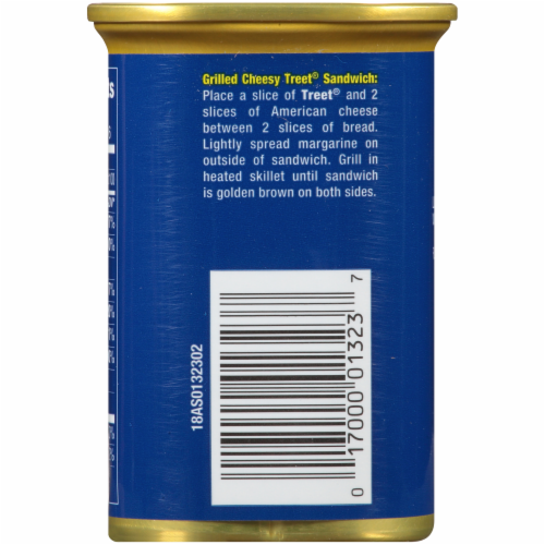 Armour Original Treet Canned Meat Perspective: top