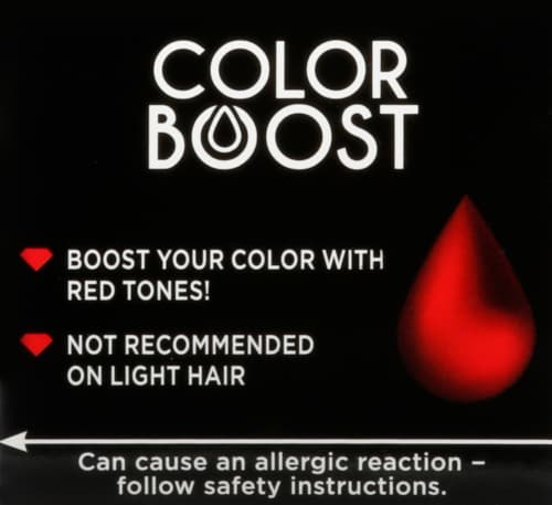Schwarzkopf® Color Boost Red Color Booster Perspective: top