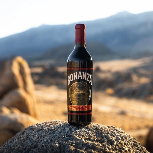 Caymus Vineyards Bonanza Cabernet Sauvignon Perspective: top