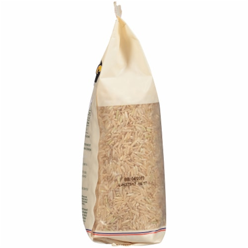 Mahatma Organic Brown Rice Perspective: top