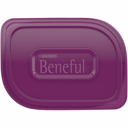 Beneful Prepared Meals Simmered Beef Entree Adult Wet Dog Food Perspective: top