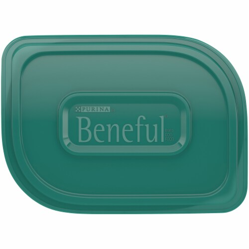 Beneful Prepared Meals Savory Rice & Lamb Stew Adult Wet Dog Food Perspective: top