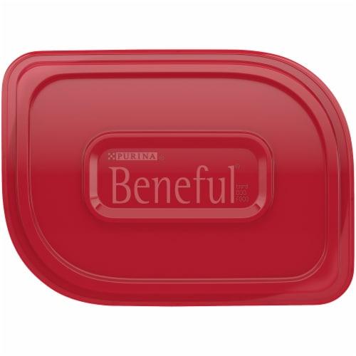Beneful Prepared Meals Beef & Chicken Medley Wet Dog Food Perspective: top