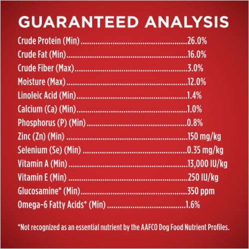 Purina ONE SmartBlend Small Bites Beef & Rice Adult Dry Dog Food Perspective: top