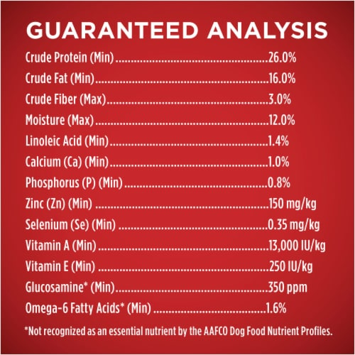 Purina ONE SmartBlend Chicken & Rice Formula Natural Dry Dog Food Perspective: top