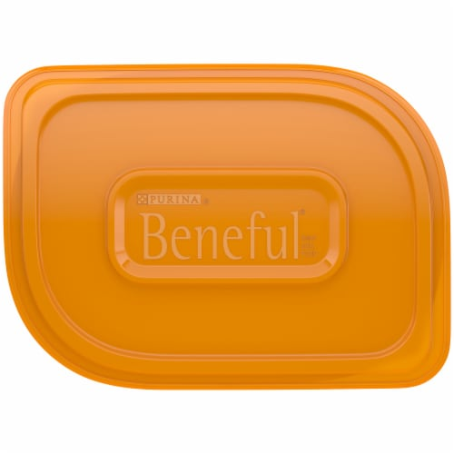 Beneful Chopped Blends with Chicken Carrots Peas & Wild Rice Wet Dog Food Perspective: top