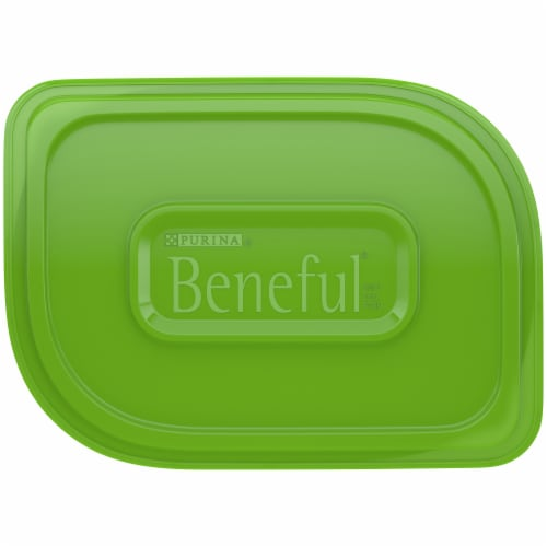 Beneful Chopped Blends with Lamb Brown Rice Carrots Tomatoes & Spinach Wet Dog Food Perspective: top