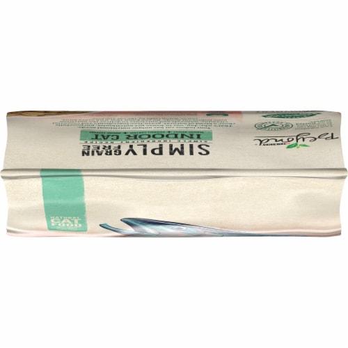 Beyond® Simpy Grain Free Salmon Egg & Sweet Potato Recipe Indoor Dry Cat Food Perspective: top