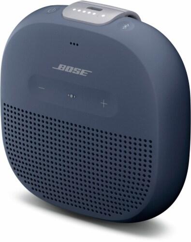 Bose SoundLink Micro Bluetooth Speaker - Blue Perspective: top