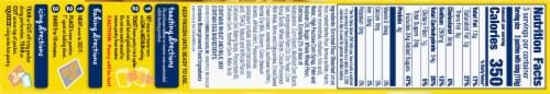 Pillsbury Golden Grahams S'Mores Toaster Strudel Pastries Perspective: top