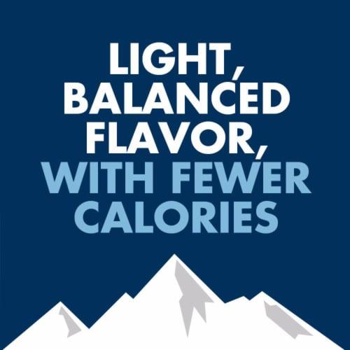 Busch Light® Lager Beer Perspective: top