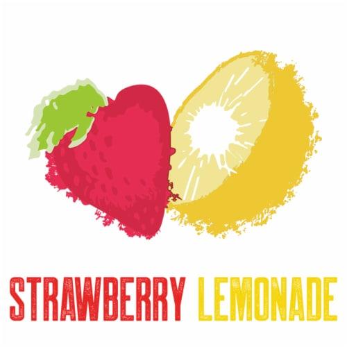 Natural Light® Naturdays™ Strawberry Lemonade Beer Perspective: top
