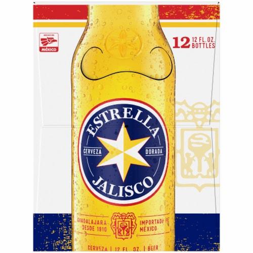 Estrella Jalisco Beer Perspective: top