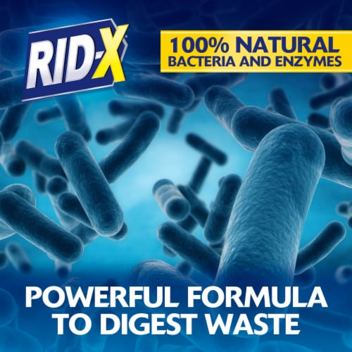 Rid-X Septic System Treatment Perspective: top