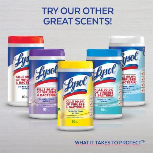 Lysol NeutraAir Tropical Breeze Scent Disinfectant Spray Perspective: top