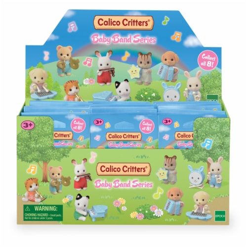 Calico Critters Blind Bag Perspective: top