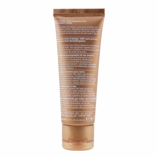 Clinique SelfSun Face Tinted Lotion 50ml/1.7oz Perspective: top